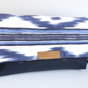 Vegane Design Handtasche aus Barcelona mit Stoff aus Mallorca