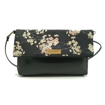 Duo Hanbag vegan Black japo
