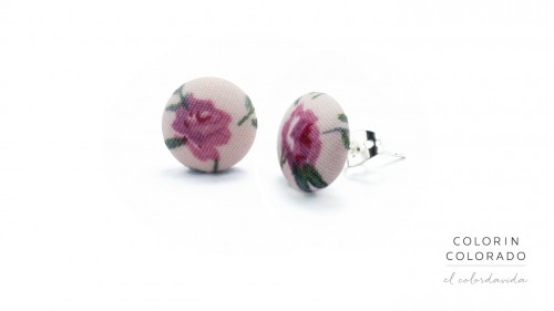 Earrings-with-Pink-Flowers-on-White-1