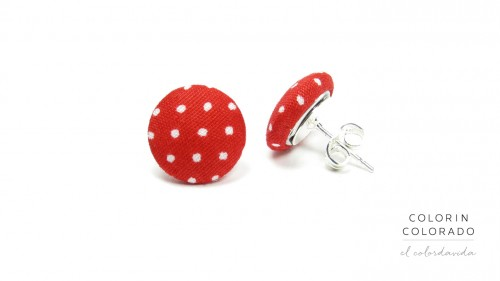 Earrings-with-White-Dots-on-Red-1