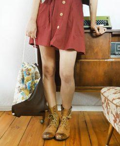 Drawstring Backbags